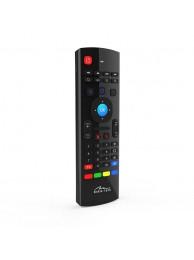 Telecomanda Air Mouse Media-Tech MT1422 cu functie mouse, tastatura, USB, smart TV/PC/laptop